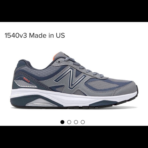promo code cb2c2 5a294 New Balance 1540 SINGLE SHOE *left shoe only* NWT